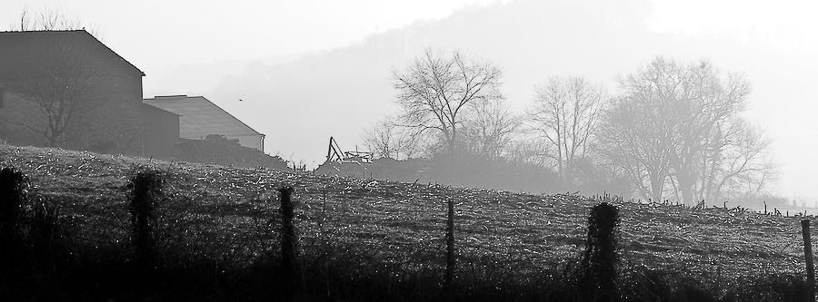 Béarn, février 2009