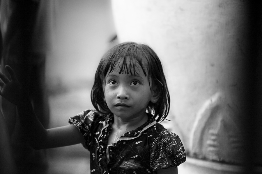 Indonésie, Java, août 2009