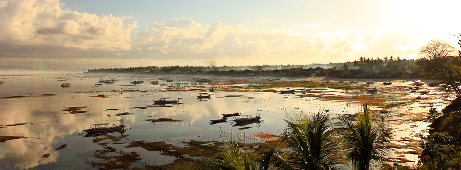 Indonésie, Nusa Lebongan, août 2009