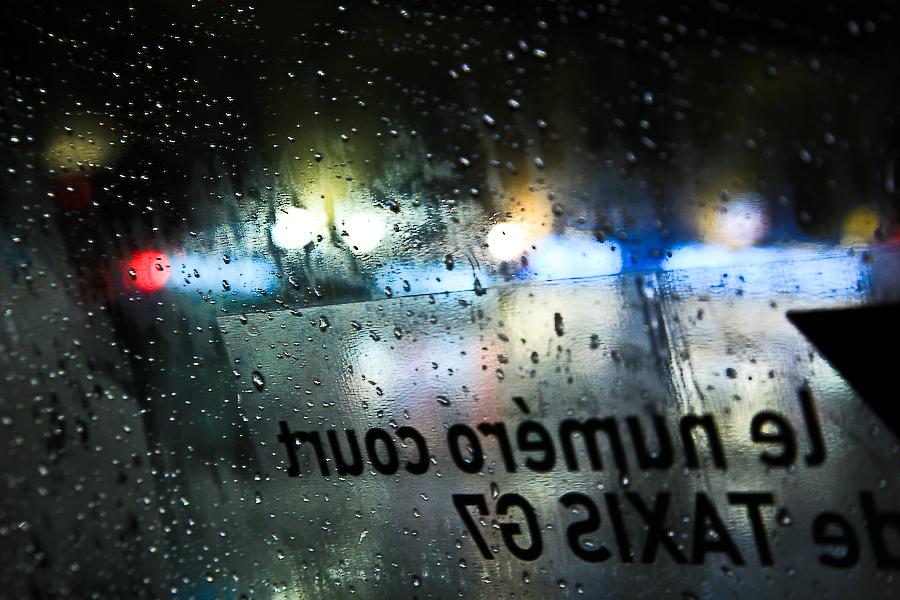 Paris, sous la pluie #4, décembre 2010