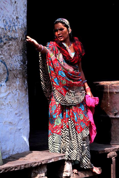 Inde, Rajasthan, Pushkar, mars 2010