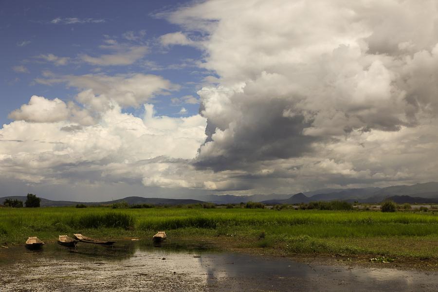 Birmanie, Lac Inlé, août 2009