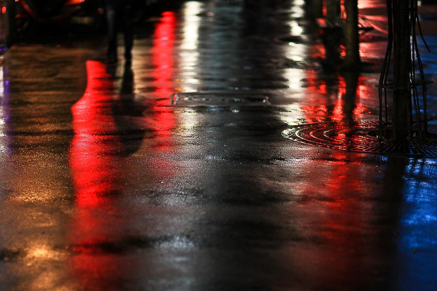 Paris, la nuit, la pluie … l'hiver !!! #5