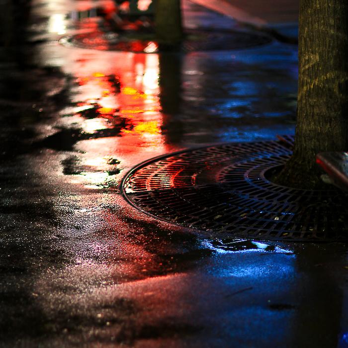 Paris, la nuit, la pluie … l'hiver !!! #3