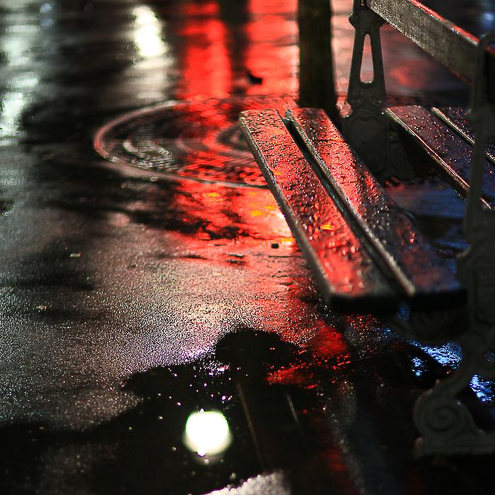 Paris, la nuit, la pluie ... l'hiver !!! #1