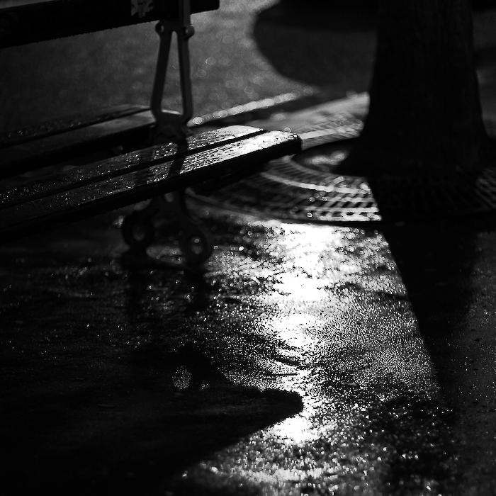 Paris, la nuit, la pluie ... l'hiver !!! #2