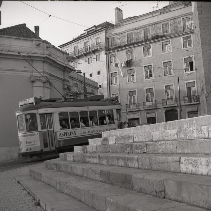 Portugal, Lisbonne, août 1997