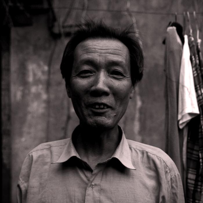 Portrait, Chine, Beijing, mai 2007