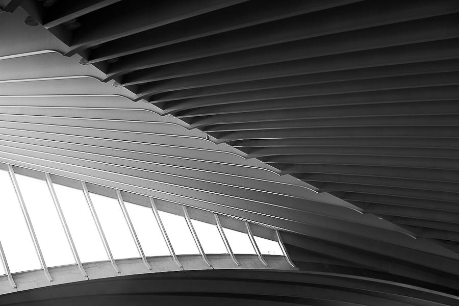 Bilbao, aéroport janvier 2012
