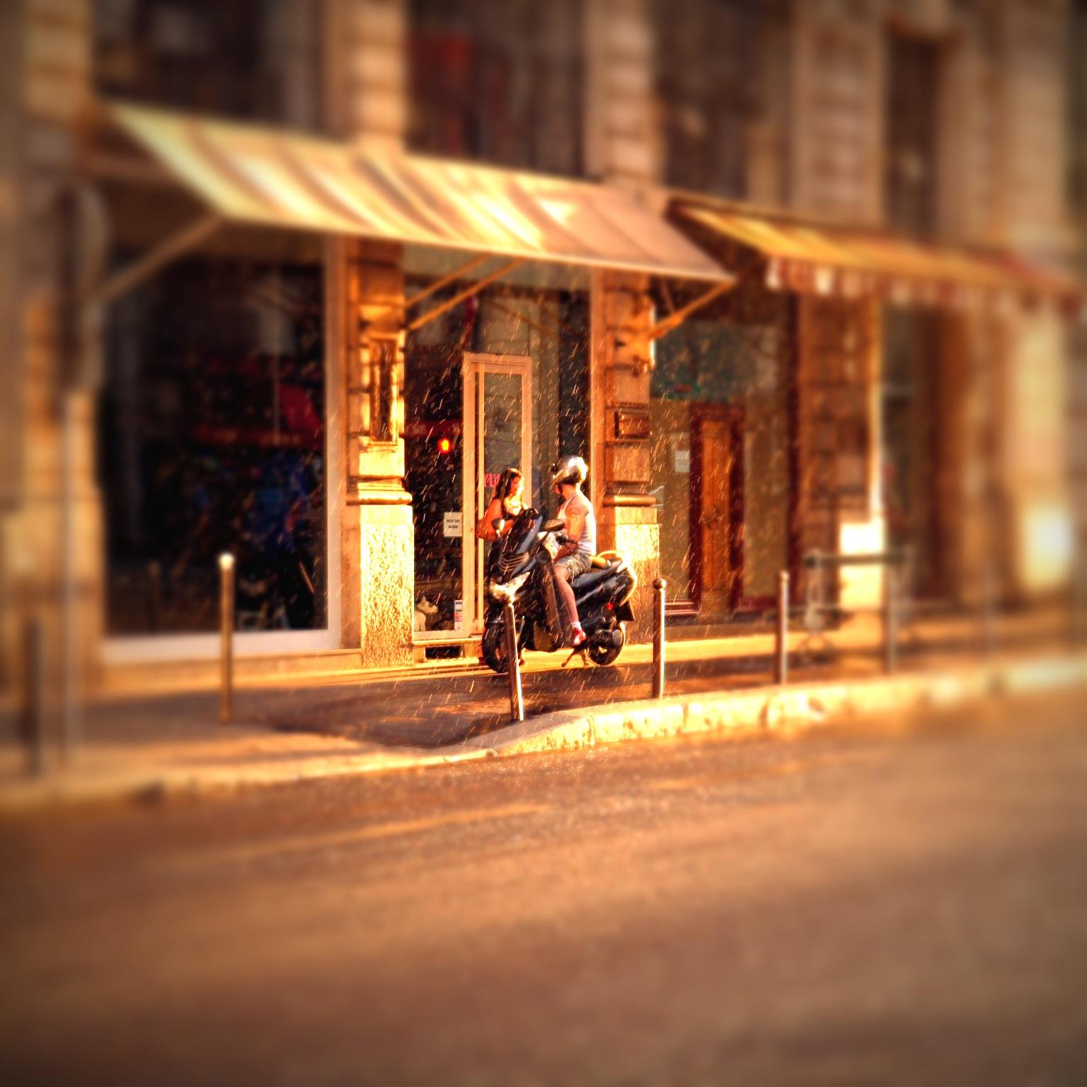 Paris - Tillshift