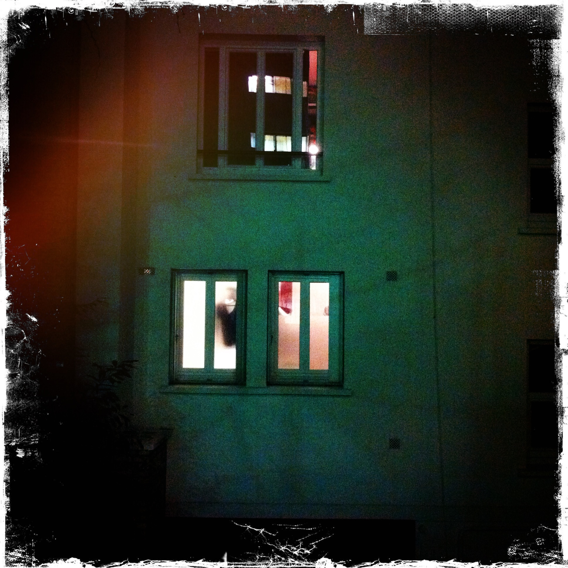 2 mois à l'hosto #7 - Fenêtre sur cour 2