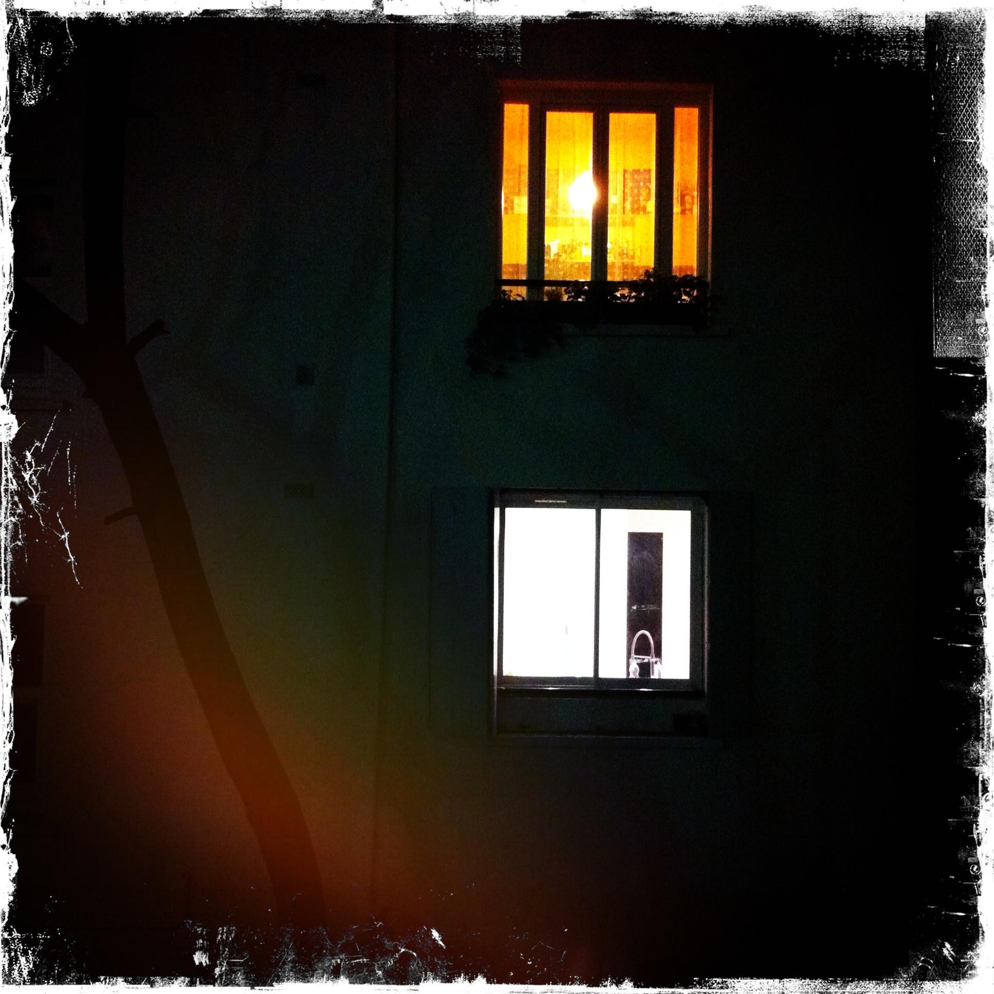 2 mois à l'hosto #8 - Fenêtre sur cour 3