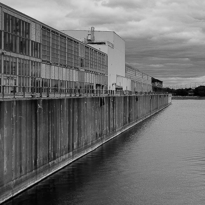 Montreal, le port - Aout 2013